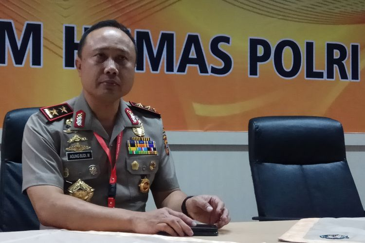 Kapolda Jawa Barat Irjen Pol Agung Budi Maryotosaat ditemui di Akademi Kepolisian RI, Semarang, Jawa Tengah, Rabu (10/10/2017).