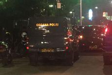 Pengendara Motor Bawa Tas Mencurigakan, Tim Gegana Diterjunkan ke Mabes TNI AD