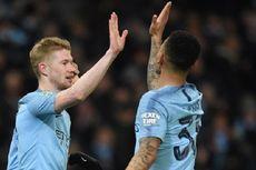 Chelsea Vs Man City, De Bruyne Nilai Juara Piala Liga Jadi Perangsang