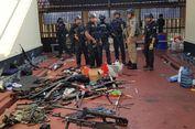 Napi Teroris Dapat Bahan Rakitan Bom dari Barang Sitaan