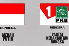 PKB Bantah Logo Baru Partainya Menggunakan Bendera Merah Putih