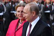 Putin akan Hadiri Pernikahan Menteri Luar Negeri Austria