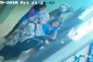 Viral, Video Dua Anak Curi Uang Nasabah di ATM Makassar