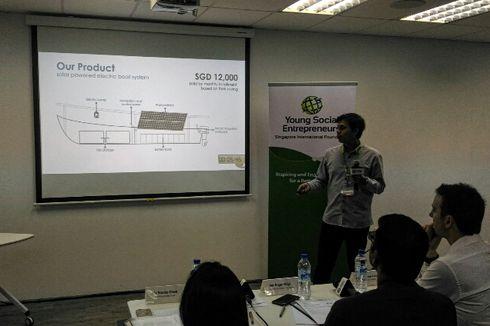 Dua Start-Up Indonesia Lolos 16 Besar Kompetisi Wirausahawan Sosial di Singapura