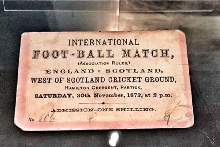 Pertandingan Skotlandia dan Inggris