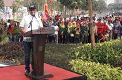 Anies Sebut Banyak Kampung Warna-warni yang Dicat Asian Games Swadaya Warga