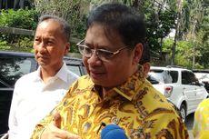 Bertemu Ma'ruf Amin, Airlangga Hartarto Bahas Situasi Jakarta