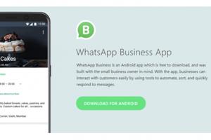 Resmi, WhatsApp Business Sudah Bisa Diunduh dan Dipakai di Indonesia