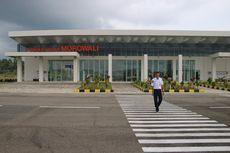Menengok Kesiapan Bandara Maleo Morowali sebelum Diresmikan Jokowi