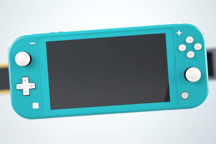 Nintendo memerkenalkan Switch versi Lite.