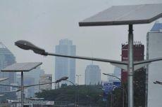 Pemerintah Pasang Lampu Tenaga Surya Terangi Jalan Sepanjang 1.500 Km