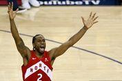 Sukacita 24 Tahun Menanti Kemenangan Raptors