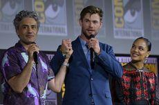 Marvel Studios Umumkan Judul dan Jadwal Tayang Thor 4