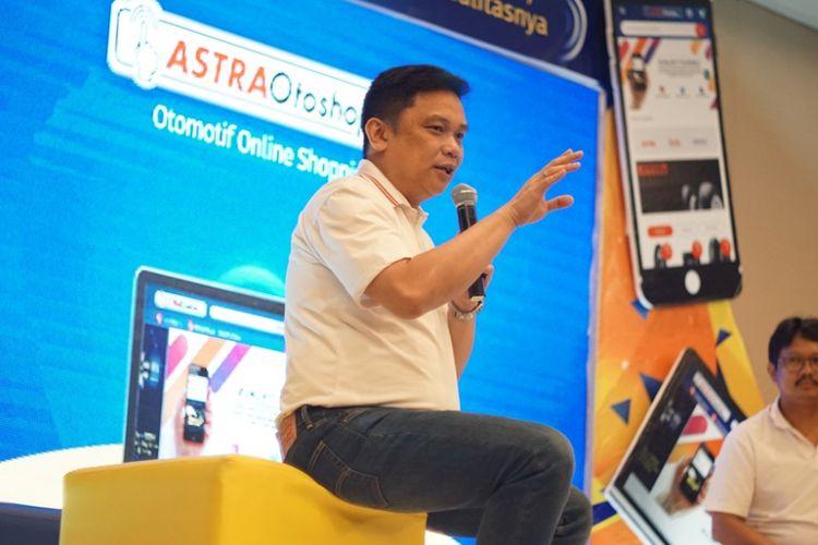 Astra Otoparts luncurkan situs belanja suku cadang