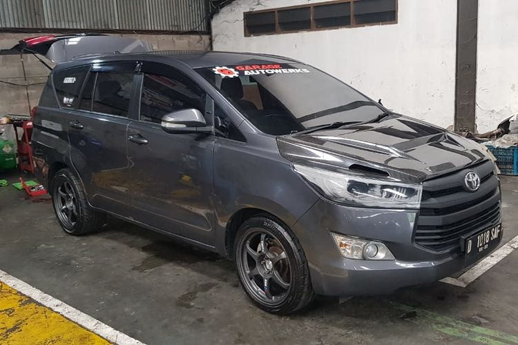 Toyota Kijang Innova Tercepat di Indonesia ala Innova Community Racing Team (ICRT)
