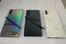 Alasan Samsung Galaxy Note 10 Berukuran Lebih Kecil dari Galaxy Note 9
