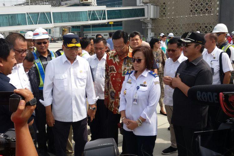 6 Fakta Penundaan Operasional Perdana Bandar YIA, Presiden Jokowi Batal Hadir hingga 3 Penerbangan Domestik Pertama Halaman all - KOMPAS.com