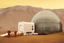 Mantan Astronot NASA: Kirim Manusia ke Mars adalah Langkah Bodoh