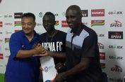 Arema FC Perpanjang Kontrak Makan Konate Usai Laga Terakhir Liga 1