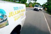Tempuh Jarak 2.900 Km, Pikap Tata Tiba di Jakarta