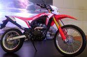 Harga Honda CRF150L Lebih Murah dari Kawasaki KLX150BF?