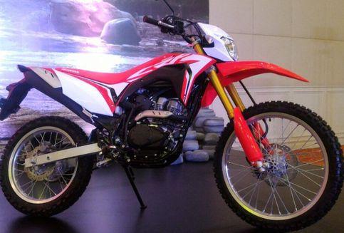 Spesifikasi Lengkap Honda CRF150L