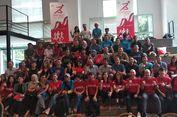 Titan Run 2019, Habis Lari Bisa Makan Durian