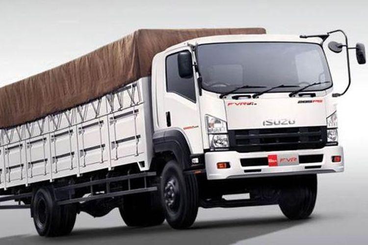 Isuzu GIGA - FVR 34S HP