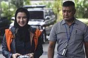 Bupati Kukar Rita Widyasari Hadapi Sidang Perdana di Pengadilan Tipikor Jakarta