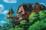 Taman Bertema Animasi Ghibli Dibuka Tahun 2022