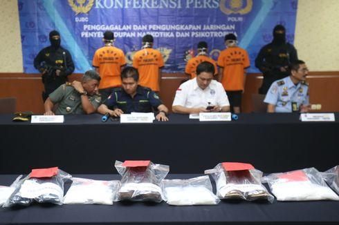 3 Kurir Sabu Jaringan Aceh-Batam-Medan-Jakarta Ditangkap di Pesawat