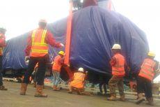 Hari Ini, Enam Gerbong LRT Tiba di Palembang