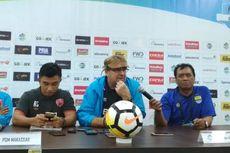 Rene Alberts Sebut Perbedaan PSM Makassar dan Persib Bandung