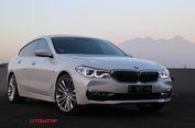 Tertegun Pesona BMW Seri 6 Gran Turismo