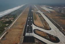 Ini Rute Penerbangan Pertama di Bandara Internasional Yogyakarta