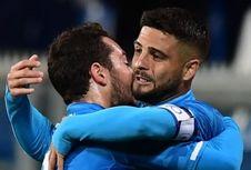 Hasil Liga Italia, Inter Milan Menang, Napoli Tertahan