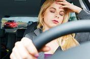 Jangan Abaikan Kantuk Saat Berkendara, Dokter Ingatkan Bahayanya