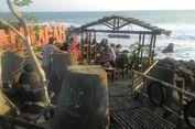 Ramainya Pelat B, D, dan F di Pantai Glagah Yogyakarta...