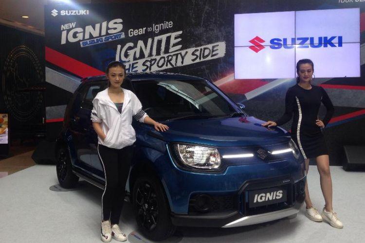 Suzuki luncurkan Ignis Sport Edition