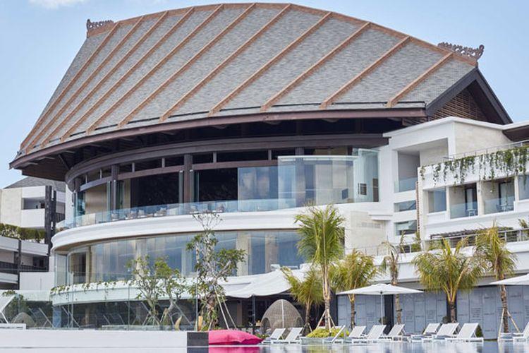 Renaissance Bali Uluwatu Resort & Spa di Jalan Pantai Balangan, Ungasan, Bali.