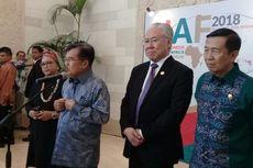 Kesepakatan Bisnis di Indonesia-Africa Forum 2018 Bernilai Rp 6,75 Triliun