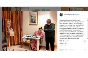 Divonis Kanker Darah, Ani Yudhoyono Yakin Bisa Melawan