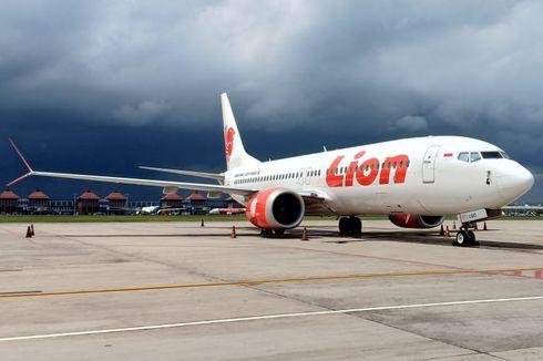 Mei 2019, Lion Air Catat Ketepatan Waktu Terbang 89,73 Persen