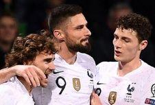 Moldova Vs Perancis, Start Apik Sang Juara Dunia