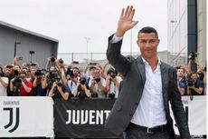 Gabung ke Juventus, Ronaldo Tidak Sedih Tinggalkan Real Madrid
