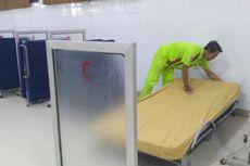 Arus Mudik, SPBU di Tegal Ini Sediakan Ranjang hingga Kolam Renang