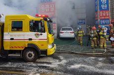 Korban Tewas Kebakaran RS di Korea Selatan Bertambah Jadi 41 Orang