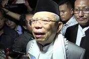 Ma'ruf Amin Instruksikan 'Serangan Darat' di Jawa Timur