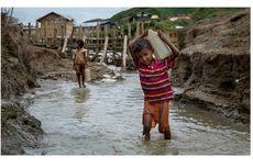 Air Kotor 20 Kali Lebih Mematikan bagi Anak di Zona Konflik Dibanding Peluru