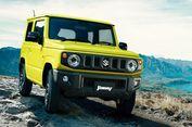 Spesifikasi Resmi Suzuki Jimny Terbaru